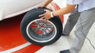 Vỏ xe P1: Kiểm tra vỏ mòn và các lưu ý [Thái Lớn Toyota]