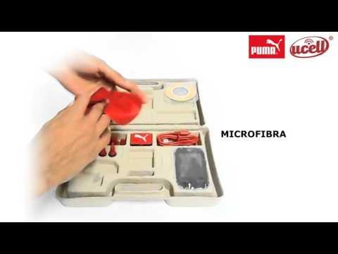 Unboxing Celular Sagem Puma Ucell