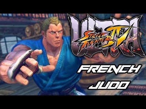 Grisso's USF4 #7: French Judo