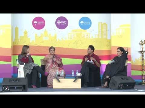 #BlrLitFest - 14 | The Business of News: Has the Media sold its soul?