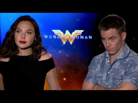 Al Arabiya Exclusive: Gal Gadot and Chris Pine talk Wonder Woman