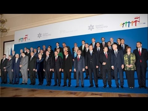 LIVE: Eastern Partnership Summit takes place in Riga