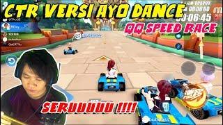 Gambar cover CTR versi AYO DANCE !!! SERU !!! QQ SPeed Race (QQ飞车) gameplay -  tencent games