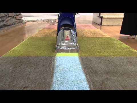Bissell Quicksteamer Powerbrush Deep Cleaner W/ 24 Oz. Formula With Jennifer Coffey