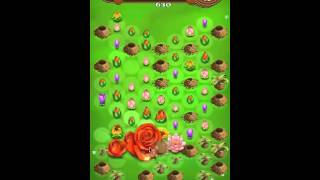Blossom Blast Saga Level 211 No Boosters