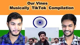 Indian reaction on Our Vines Musically TikTok Compilation | Swaggy d