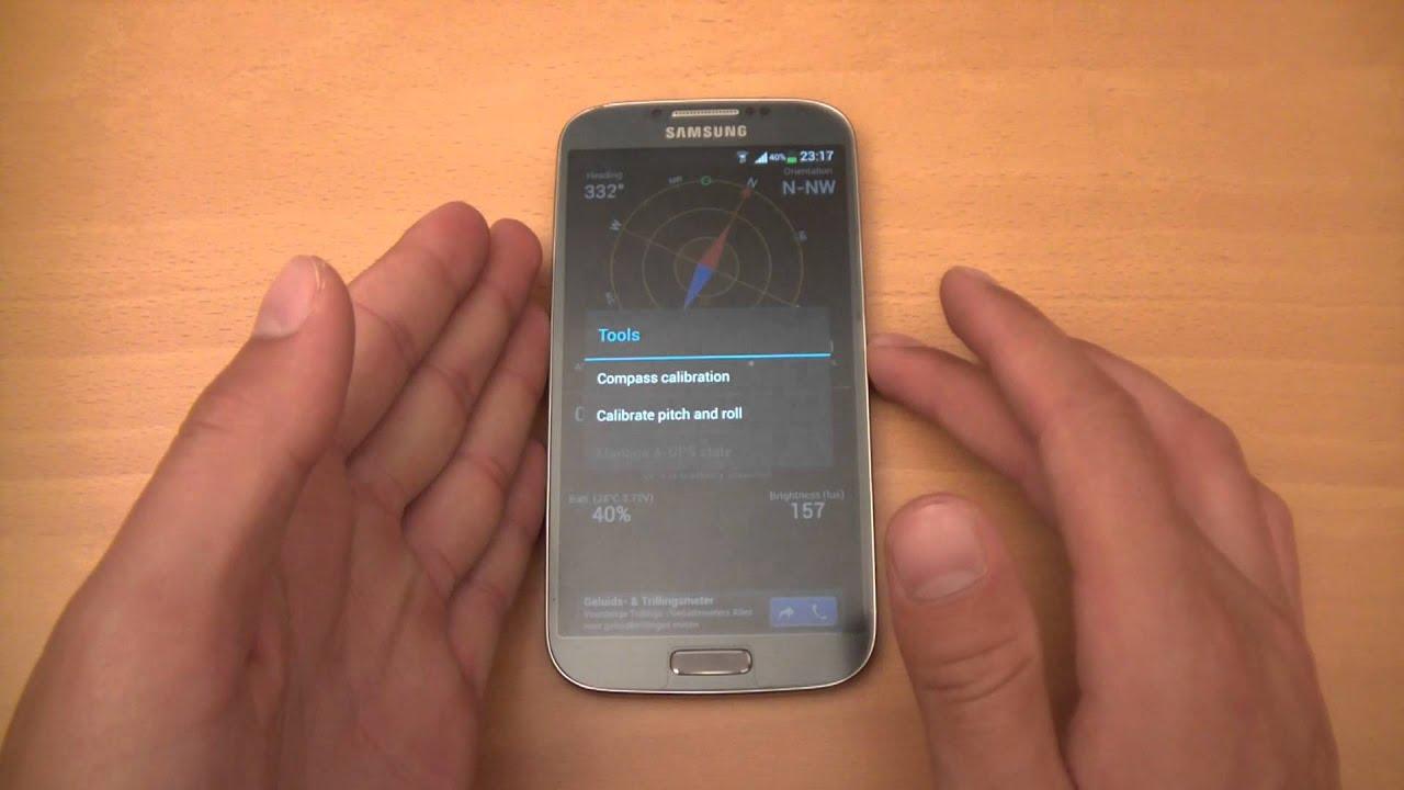 Компас для телефона е приложение