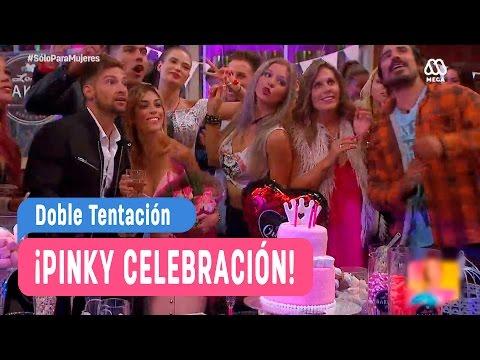 Doble Tentación - ¡La pinky celebración! / Capítulo 85