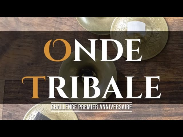 Danse tribale : Challenge premier anniversaire Onde Tribale