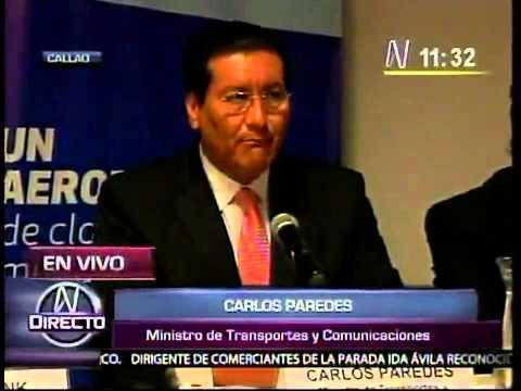 Aeropuerto Jorge Chávez reconocido por quinta vez como el mejor de Sudamérica