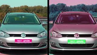 Volkswagen Golf SportWagen S/SEL Тест-драйв