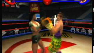 Ready 2 Rumble Boxing Round 2 (Arcade Mode) - Selene Strike 1/3