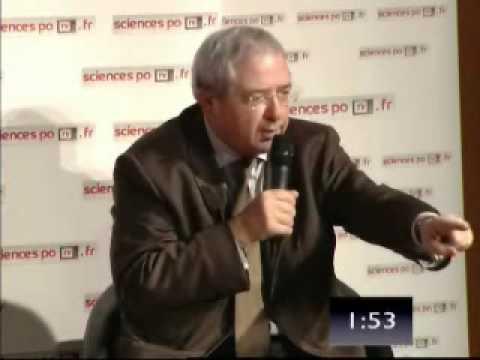 Jean-Paul Huchon - Grand Forum Régionales