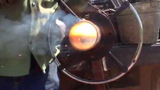 "Welding Pipe ""roll out"""