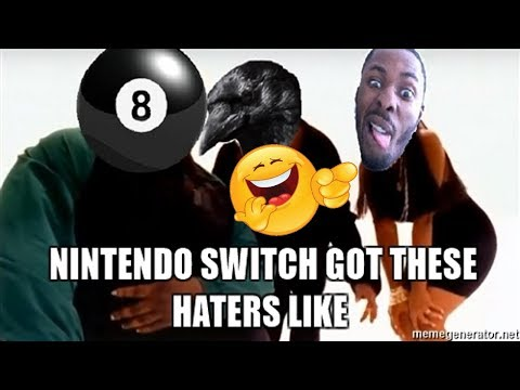 (ALEX & REAL SHOW RANT) CALLING OUT ALL SWITCH HATERS AND ALSO THE SWITCH SOLD 10 MILLION STRONG