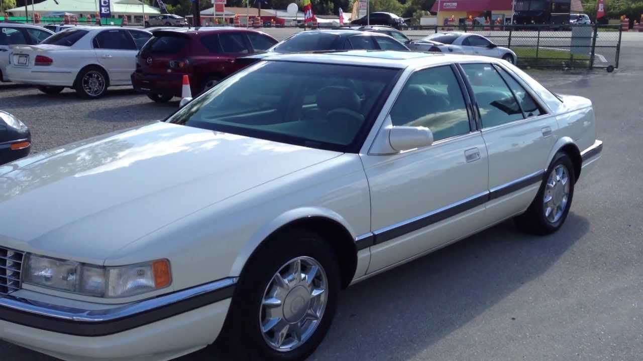 1997 Cadillac Seville Sls View Our Current Inventory At