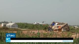 حكومة أفريقيا الوسطى تبحث عن حلول للاجئين في مطار العاصمة