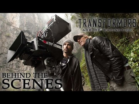 TRANSFORMERS: AGE OF EXTINCTION | Creation of the Dinobots | Official Behind the Scenes Clip (HD)