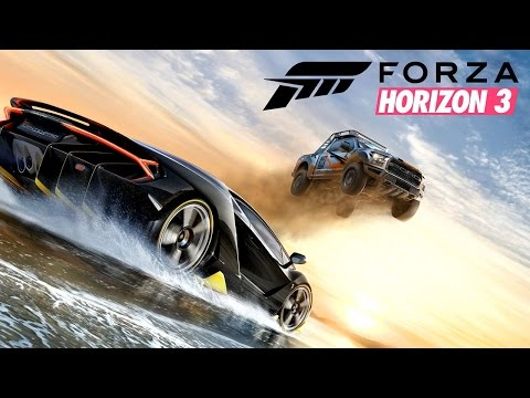 Forza Horizon 3 Demo has one major problem