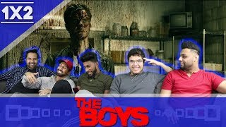 "The Boys | 1x2 | ""cherry"" 