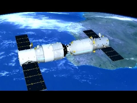 Tianzhou-1 Completes Space Mission with Refueling of Tiangong-2: Official