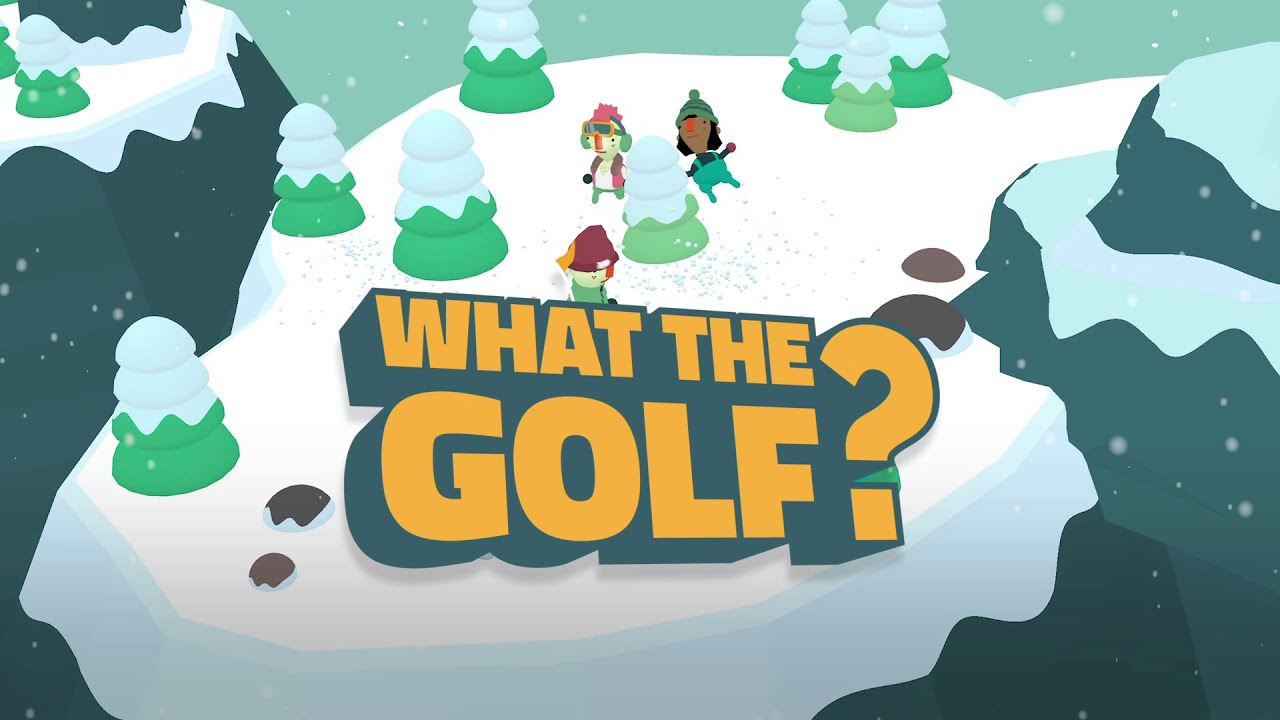 What the Golf? It's Snowtime! Trailer