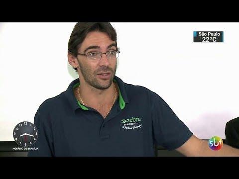 Giba fala pela primeira vez sobre a pensão dos filhos | SBT Brasil (06/03/18)