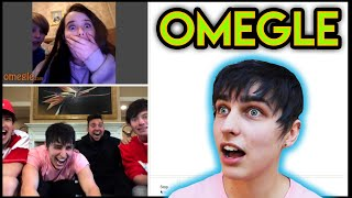 Messing with Strangers on Omegle  | Colby Brock