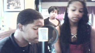 Anthony David ft India Arie- Words (cover by Tyrone Randle & Trina Marie)