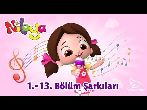 Niloya - 1. - 13. Bölüm Şarkıları