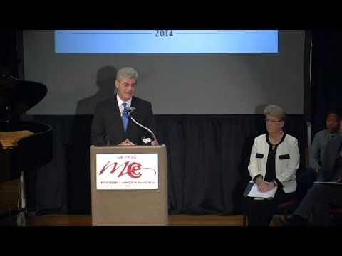 Mississippi's Creative Economy Press Conference (edited) 12/11/13