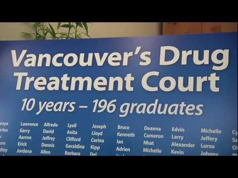 Vancouver Drug Court celebrates 10 years of success