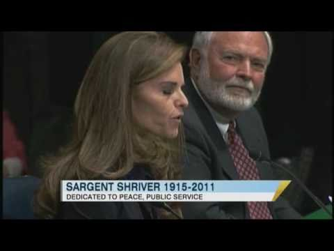 Remembering Sargent Shriver, a Dedication to Public Service and Peace 1192011