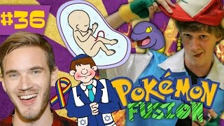 Homoseksuele Joden Abortus - Pokémon Fusion Generation #36