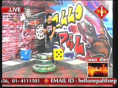 hello nepal, sonam pakhrin....
