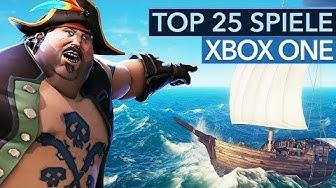 Die besten Spiele für Xbox One