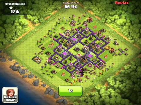 Clash Of Clans - The Kitchen Sink