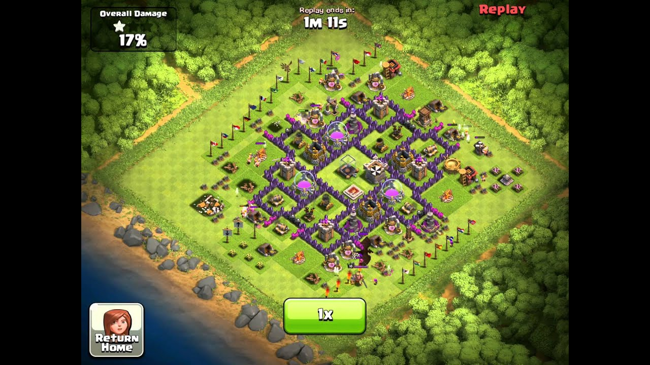 Clash Of Clans The Kitchen Sink Youtube