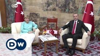 تحسن في العلاقات الألمانية التركية | الأخبار