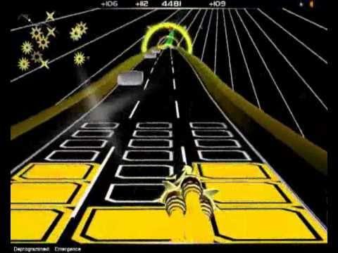 Audiosurf - Deprogrammed - Emergence on Ninja Mono Ironmode Ninja Stealth