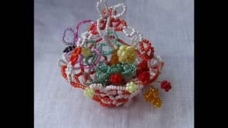 Плетение из бисера для начинающих - Уроки