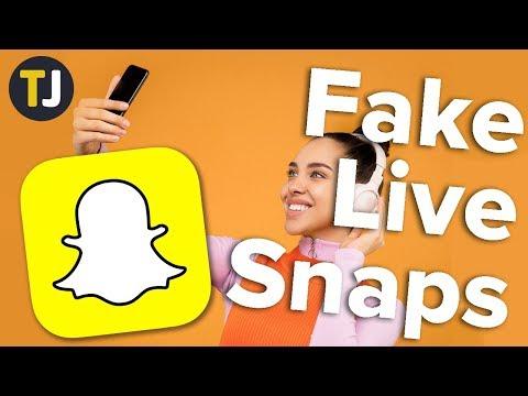 Вопрос: Как отправить сохраненный снэп в Snapchat?