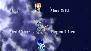 Freedom Planet Ending and credits