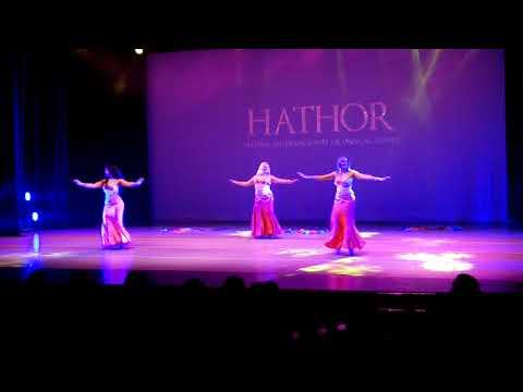 Dança do Ventre - Academia Nikkei - Hathor Festival 2017