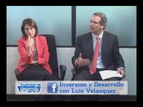Inversion y Desarrollo con Luis Velasquez 219 1/1 Competitividad para el Desarrollo
