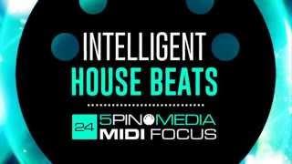 5pinmedia - MIDI Focus Intelligent House Beats