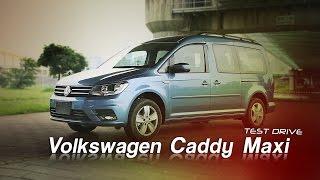 VW Caddy Maxi試駕:七人輕鬆跟大自然做親家