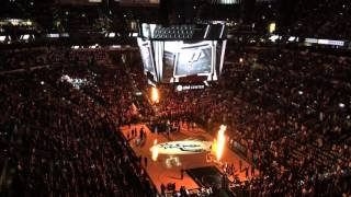 San Antonio Spurs Intro 2015 - 2016