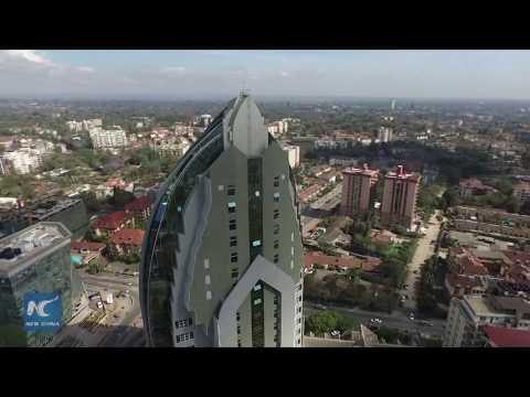 Iconic building with Arabian flair opens in Kenya