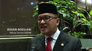 Video Syukuran dan Hari Ulang Tahun ke-50 KADIN, 24 September 2018 download MP3, 3GP, MP4, WEBM, AVI, FLV September 2018